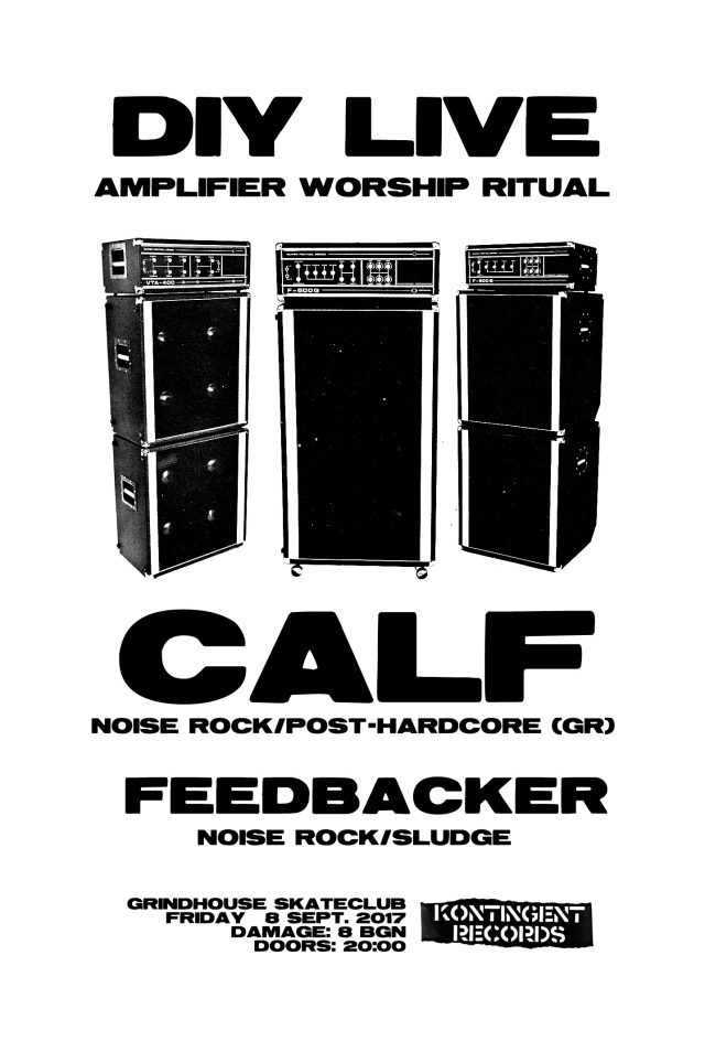 CALF FEEDBACKER POSTER